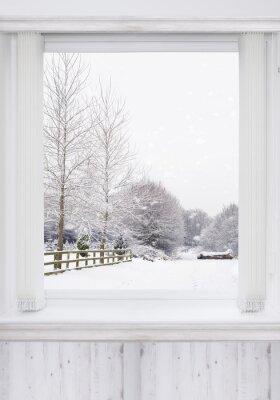 Adesivo Janela de Inverno