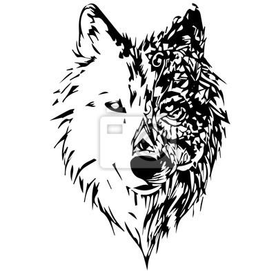 Adesivo Lobos