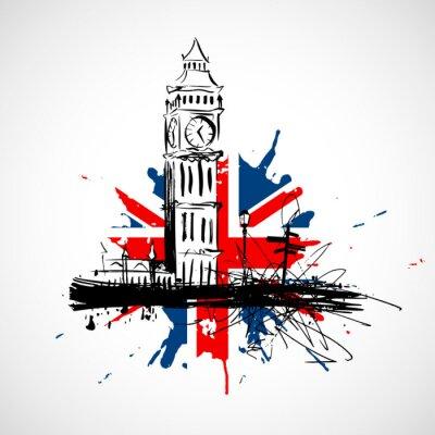 Adesivo Londres!