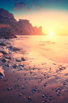 Adesivo Manhã no mar