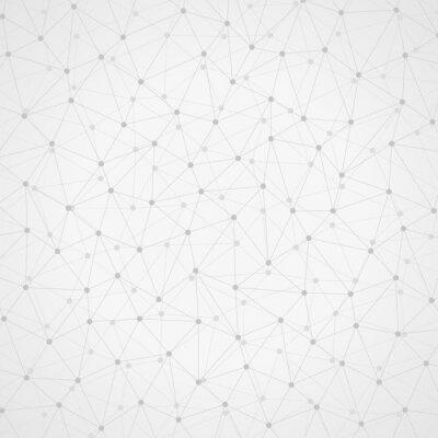 Adesivo Messy conectado pontos