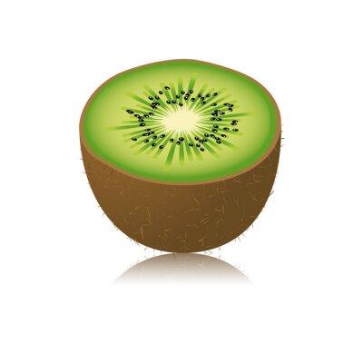 Adesivo Moitié de kiwi