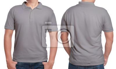 64ffda7caaab2 Molde cinzento do projeto da camisa polo laptop adesivos • adesivos ...