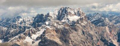 Adesivo Montanha Dolomitas