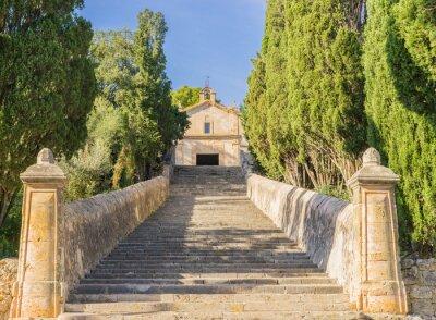 Adesivo Montanha Igreja do Calvário