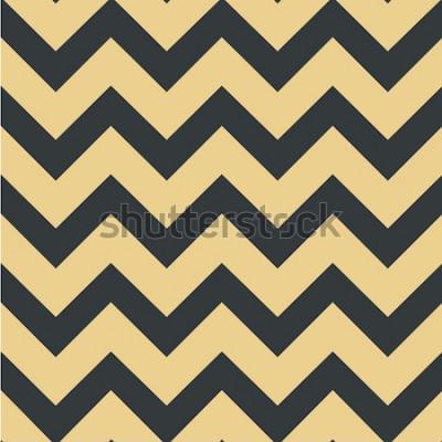 Adesivo Motivo geométrico. Ilustração em vetor sem costura padrão Chevron O plano de fundo para impressão em tecido, têxteis, layouts, capas, cenários, planos de fundo e papéis de parede, sites, papel
