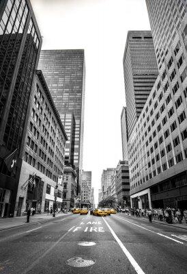 Adesivo Nova Iorque et son avenida