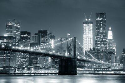 Adesivo Nova York Brooklyn Bridge