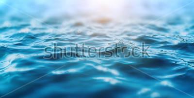 Adesivo ocean water background