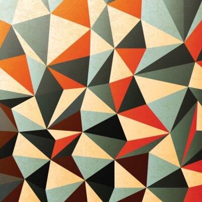 Adesivo Padrão de diamante em forma. Abstrato, vetor, EPS10