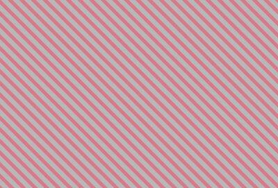 Adesivo padrão de listras cinza-de-rosa