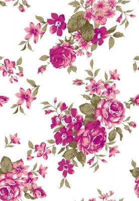 Adesivo Padrão Floral Livia