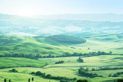 Adesivo Paisagem em Toscana, Itália