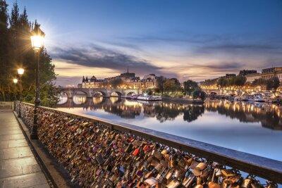 Adesivo Paris - Pont des Arts