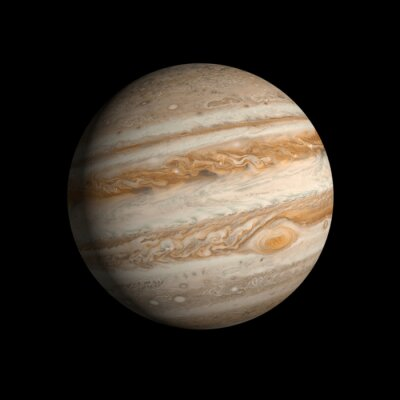 Adesivo Planeta Júpiter