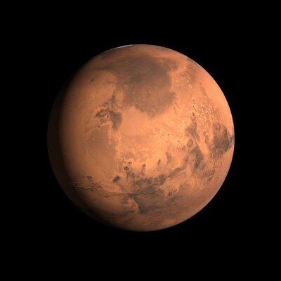 Adesivo Planeta Marte