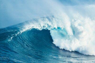 Adesivo Poderosa, oceânicos, onda