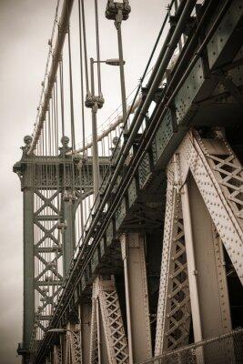 Adesivo Ponte de Manhattan de New York