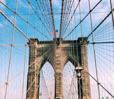 Adesivo Ponte do Brooklyn