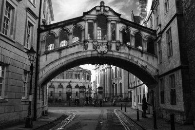 Adesivo Ponte dos suspiros em Oxford.