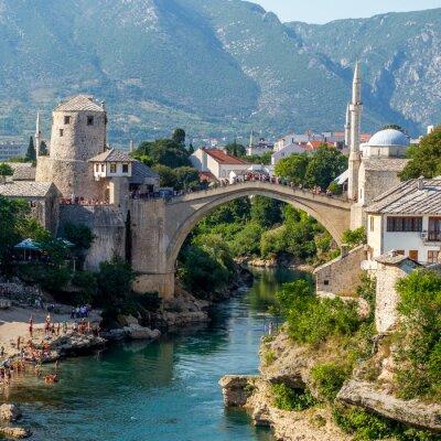 Adesivo Ponte velha em Mostar