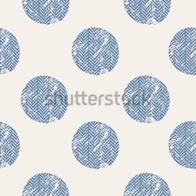 Adesivo pontos / mão desenhada vector sem costura padrão / moda / aves / pode ser usado para design de camisa do bebê ou do bebê / design de impressão de moda / gráfico de moda / t-shirt / kids wear / tee