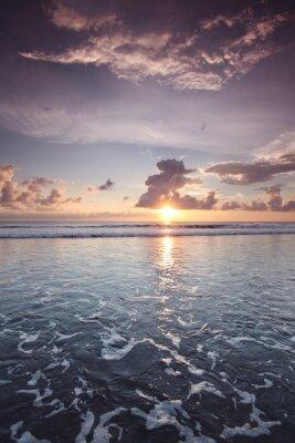 Adesivo Pôr do sol em Bali