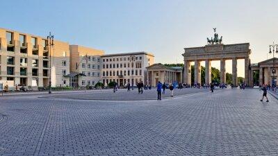 Adesivo Portão de Brandemburgo, Berlim