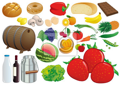 Adesivo produits alimentaires