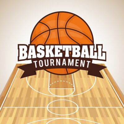 Adesivo Projeto do basquetebol