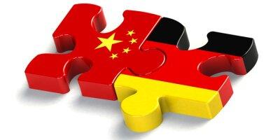 Adesivo Puzzelteil zusammenarbeit china