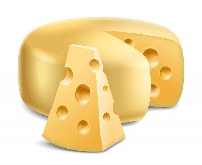 Adesivo queijo