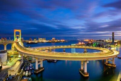Adesivo Rainbow Bridge Tóquio