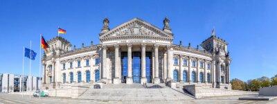 Adesivo Reichstag de Berlim