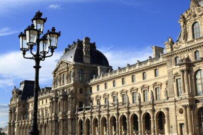 Adesivo Renaissance architecture at the Louvre Museum, Paris