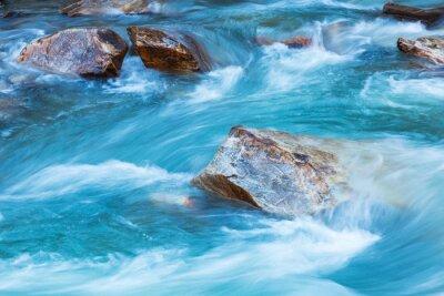 Adesivo Rio da geleira
