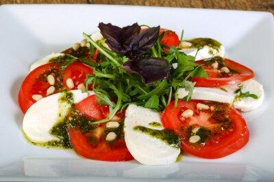 Adesivo Salada caprese