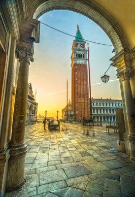 Adesivo San Marco, Veneza, Itália