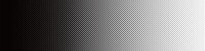 Adesivo Screentone Graphics_Halftone Gradation_Black