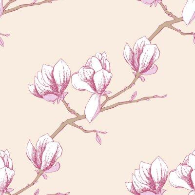 Adesivo Seamless com magnolia_3-03