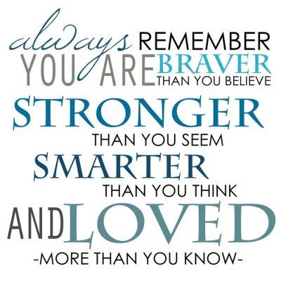 Adesivo Sempre Se Lembre