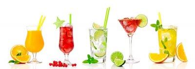 Adesivo Sortimentos cocktail tropical
