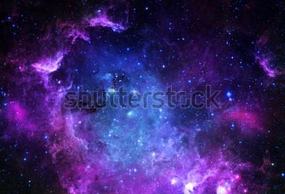 Adesivo Starfield - elementos desta imagem fornecidos pela NASA