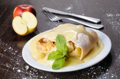 Adesivo Strudel de maçã