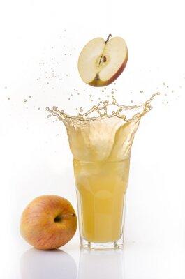 Adesivo succo di mela