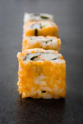 Adesivo Sushi. Comida japonesa