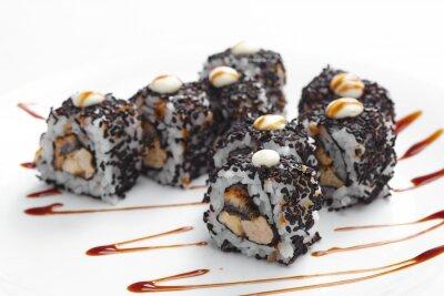 Adesivo Sushi saboroso