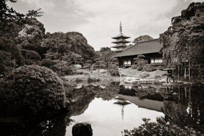 Adesivo Templo Sensoji