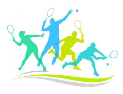 Adesivo Tennis - 170