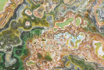 Adesivo Textura de ônix natural textura de mármore para padrão de fundo com alta resolução